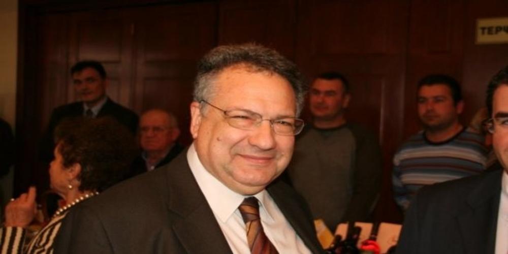 Τον Κώστα Κατσιμίγα στηρίζει επίσημα ο ΣΥΡΙΖΑ για Περιφερειάρχη Ανατολικής Μακεδονίας-Θράκης