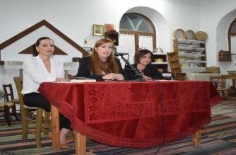Το βιβλίο της Εβρίτισσας Εύης Δουργούτη παρουσιάστηκε χθες στο Σουφλί (φωτορεπορτάζ)