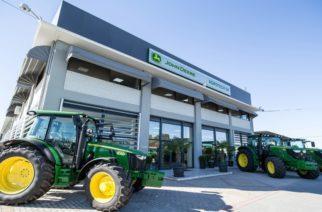AGROTECH s.a: Η εταιρεία αποκλειστική αντιπρόσωπος της JOHN DEERE, με ηγετική θέση στον κλάδο των γεωργικών μηχανημάτων και ανταλλακτικών