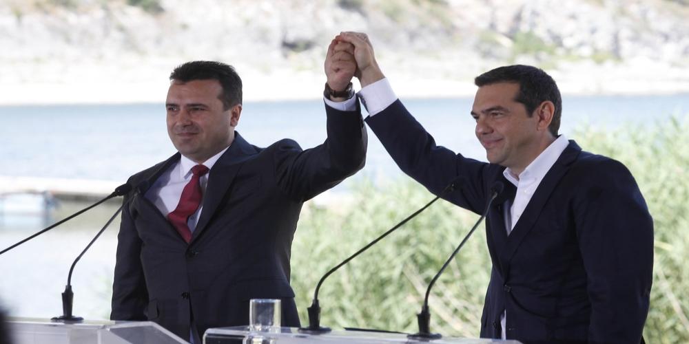 """""""Χαστούκι"""" για Ζάεφ και Τσίπρα στο δημοψήφισμα των Σκοπίων. Στο 63% η αποχή"""