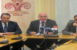 """Στυλιανίδης: Στηρίζω την επιλογή του Χρήστου Μέτιου και του εύχομαι ολόψυχα καλή επιτυχία"""""""