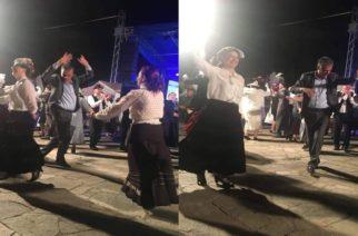 """Μαυρίδης: """"Δεν κουραζόμαστε επειδή χορεύουμε σε πανηγύρια, αλλά επειδή τρέχουμε και δουλεύουμε"""""""