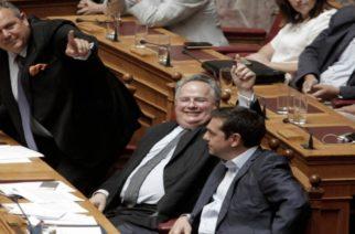 Παραιτήθηκε με αιχμές κατά Τσίπρα ο Νίκος Κοτζιάς, λόγω Καμμένου!!!