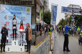 Ορεστιάδα: Με επιτυχία διεξήχθη ο 4ος Ποδηλατικός Γύρος Μνημείων Βορείου Έβρου