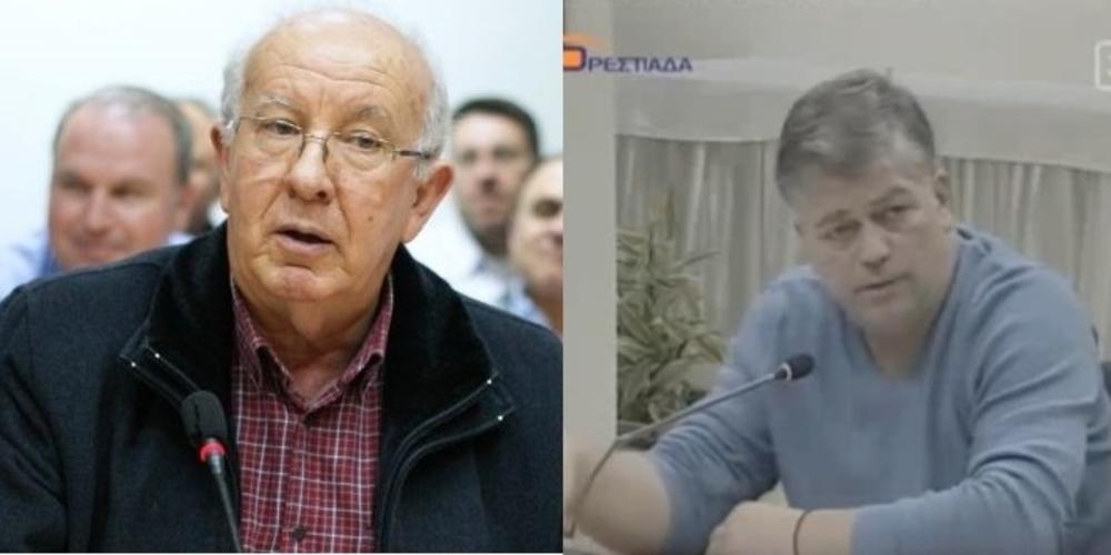 Video: Αντιδράσεις από Στ.Γκατζίδη, Τ.Παπαδόπουλο στην επίθεση του δημάρχου Β.Μαυρίδη εναντίον μας
