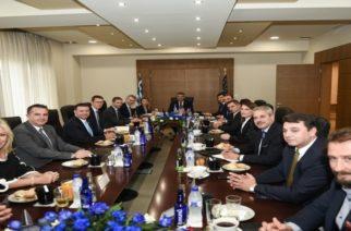 Επίσκεψη του Αμερικανού πρέσβη στο Επιμελητήριο Έβρου και συζήτηση για συνεργασία σε πολλούς τομείς