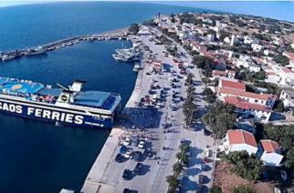Επιδοτούμενες ακτοπλοϊκές συνδέσεις με Λήμνο, Λαύριο, Καβάλα ζητάει ο δήμος Σαμοθράκης