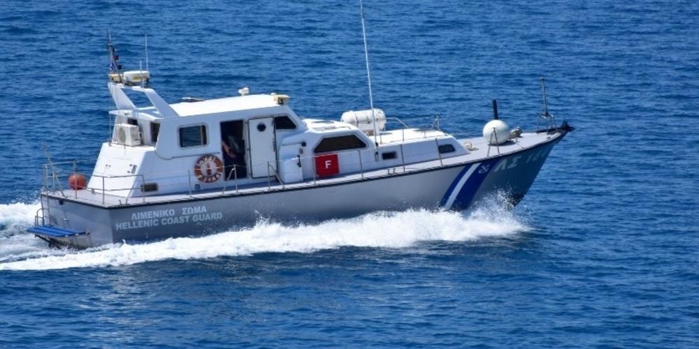 Περισυλλογή και διάσωση 36 λαθρομεταναστών από το λιμενικό στην Μάκρη Αλεξανδρούπολης