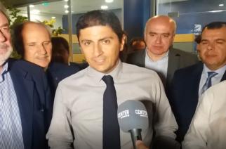 Η δήλωση Αυγενάκη για όσα συζητήθηκαν στη σύσκεψη για τον υποψήφιο Περιφερειάρχη ΑΜ-Θ(ΒΙΝΤΕΟ)