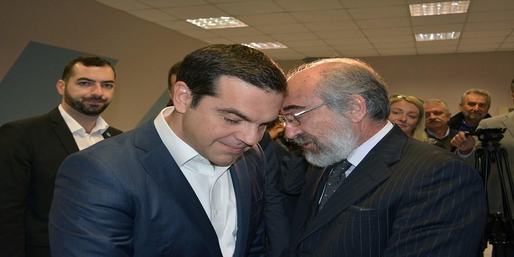 Αυγενάκης: Η Ν.Δ στηρίζει τον Βαγγέλη Λαμπάκη για τις επόμενες δημοτικές εκλογές