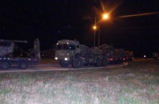 Τεράστια κινητοποίηση του στρατού στον Έβρο για την άσκηση ΠΑΡΜΕΝΙΩΝ 2018