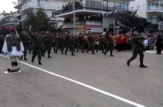 Ορεστιάδα: Σε κλίμα υπερηφάνειας και συγκίνησης τιμήθηκε η επέτειος του ΟΧΙ (Video+φωτό)