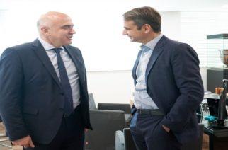 Κοινή δήλωση στήριξης της υποψηφιότητας Χρ. Μέτιου από τους Προέδρους των ΝΟΔΕ Ανατολικής Μακεδονίας και Θράκης