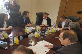 Επιμελητήριο Έβρου: Συνάντηση Υφυπουργού Εργασίας και Κοινωνικών Ασφαλίσεων κ. Πετρόπουλου με θεσμικούς και επαγγελματικούς φορείς