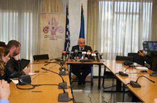 Μέτιος: Θα πάρω τις απαραίτητες πρωτοβουλίες που θα συμβάλουν στην ενότητα της παράταξης