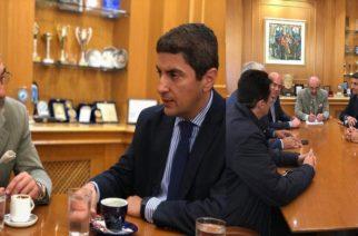 """Μαυρίδης κατά Ν.Δ: """"Ένα σοβαρό κόμμα δεν μπορεί αλλού να δίνει στήριξη και αλλού όχι"""""""
