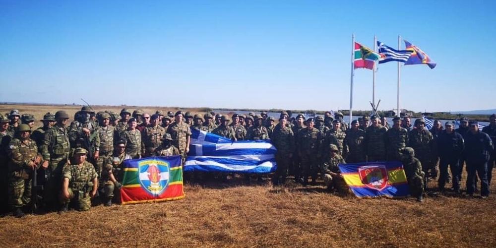 Παρουσία του Αρχηγού ΓΕΣ Α.Στεφανή η σημαντική στρατιωτική άσκηση στο Δέλτα Έβρου