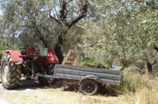Αλεξανδρούπολη: Νεκρός δίπλα στο τρακτέρ του βρέθηκε 87χρονος αγρότης μεταξύ Νίψας-Πεύκων