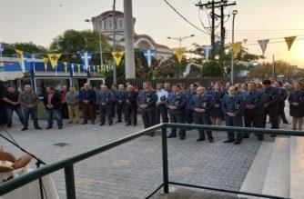 Η Ελλληνική Αστυνομία γιόρτασε χθες τον Προστάτη της Μεγαλομάρτυρα Άγιο Αρτέμιο