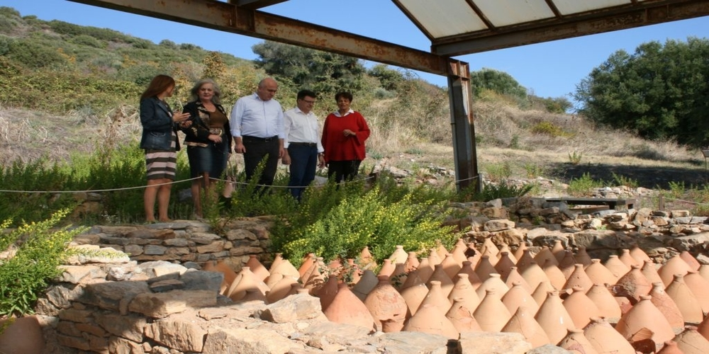 Αναβαθμίζεται το αρχαιολογικό πάρκο αρχαίας Ζώνης και αρχαίας Εγνατίας Οδού στον Έβρο