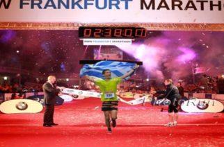 Στον Μαραθώνιο της Φρανκφούρτης τρέχει αύριο ο Σουφλιώτης Μπάμπης Βούλκος