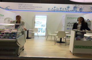Στην κορυφαία Διεθνή Έκθεση SIAL 2018 στο Παρίσι συμμετείχε η γαλακτοβιομηχανία ΕΒΡΟΦΑΡΜΑ