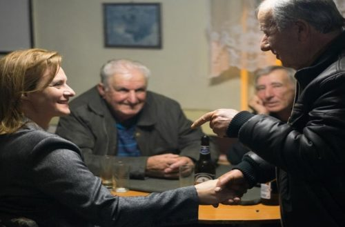 Τα προβλήματα της Μικρής Δοξιπάρας συζήτησε με τους κατοίκους της η υποψήφια δήμαρχος Μ.Γκουγκουσκίδου