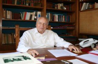 Απουσία θεσμικών εκπροσώπων του Έβρου, στην κηδεία του καθηγητή Ψυχιατρικής του ΔΠΘ Π.Σακελλαρόπουλου