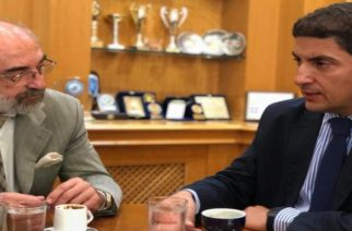 Λαμπάκης: Λόγω της… προτροπής Αυγενάκη, έστειλα την επιστολή στον Τσίπρα. Σιγά μην σκεφτώ τον Καίσα