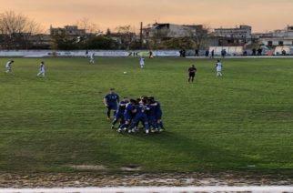 Εθνικός Αλεξανδρούπολης: Λύγισε στην επανάληψη παίζοντας και με 10 παίκτες στο Σιδηρόκαστρο