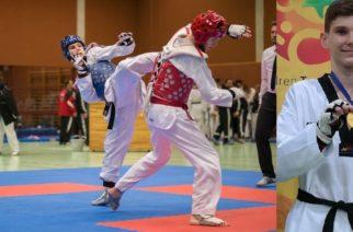 Ο Εβρίτης Κώστας Αραμπατζής στο Ευρωπαϊκό Πρωτάθλημα Taekwondo της Ισπανίας, έτοιμος για διάκριση