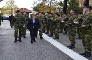 Επίσκεψη στον Έβρο πραγματοποίησε η Υφυπουργός Εθνικής Άμυνας Μαρία Κόλλια-Τσαρουχά (φωτορεπορτάζ)