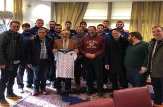Εθνικός Αλεξανδρούπολης-Βόλεϊ: Η διοίκηση… μπλέκει τον σύλλογο, παίρνοντας θέση στο προεκλογικό κλίμα υπέρ Λαμπάκη