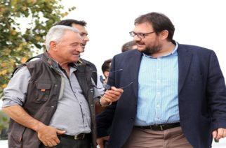 Γεωργία ακριβείας με την τεχνολογία της Agrotech S.A στον Αμπελώνα Λάρισας