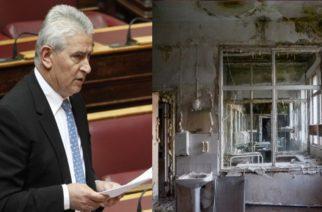 Στην Βουλή το θέμα αξιοποίησης του παλαιού Νοσοκομείου Αλεξανδρούπολης