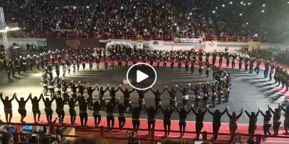 Video: Με εντυπωσιακό τρόπο τα αδέρφια μας, οι Πόντιοι, έκλεισαν το 14ο Φεστιβάλ τους