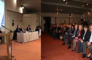 Αλεξανδρούπολη: Πολύς κόσμος στην εκδήλωση της ΝΟΔΕ Έβρου με ομιλητές Σ. Ζαχαράκη και Γ.Στεργίου