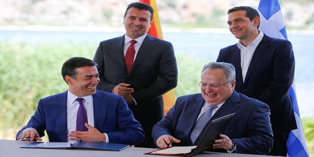Ν.Κοτζιάς: Στην Κομοτηνή αύριο ο άνθρωπος που υπέγραψε στις Πρέσπες το ξεπούλημα της Μακεδονίας μας