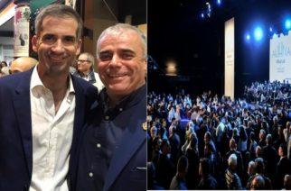 Ο Εβρίτης Νίκος Βαφειάδης υποψήφιος στον δήμο της Αθήνας με δήμαρχο τον Κώστα Μπακογιάννη