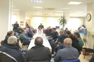 Σνόμπαραν την σύσκεψη για τα σοβαρά προβλήματα των αγροτών, οι βουλευτές ΣΥΡΙΖΑ του Έβρου