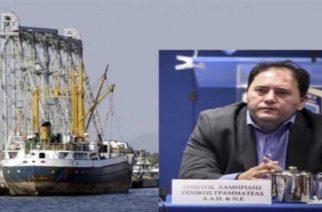 Λαμπρίδης: Τα σχέδια μας για αξιοποίηση των λιμανιών σε Αλεξανδρούπολη και Καβάλα