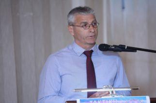 Στον βαθμό του Ταξιάρχου προήχθη o Αστυνομικός Διευθυντής Ορεστιάδας Πασχάλης Συριτούδης