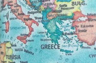 """Ντροπή!!! Η Ελληνική Αστυνομία κυκλοφόρησε σε ημερολόγια χάρτη με τα Σκόπια «Μακεδονία» και """"Βόρεια Κύπρο"""""""