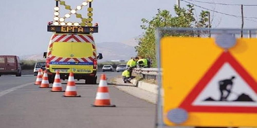 Οδηγοί Προσοχή: Κυκλοφοριακές ρυθμίσεις στην Εγνατία οδό λόγω έργων αποκατάστασης οδοστρώματος