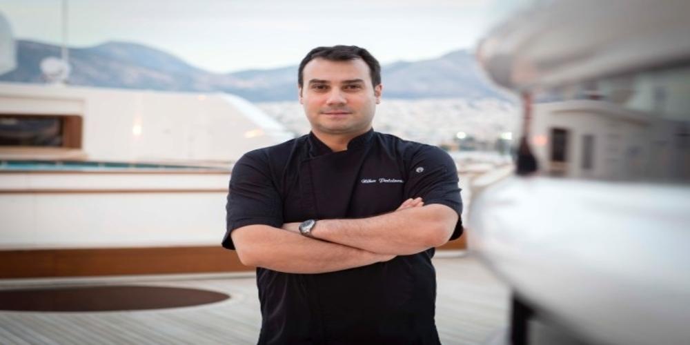 Νίκος Πατσιώρας: Ο Εβρίτης Chef που προσκαλεί τους γευστικούς κάλυκες σε ταγκό ηδονής