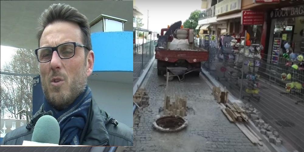 Αλεξανδρούπολη: Η πεζοδρόμηση της Κύπρου δεν ολοκληρώθηκε, αλλά ο εργολάβος πληρώθηκε ήδη το μισό ποσό