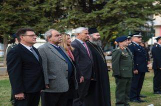 Αλεξανδρούπολη: Γιορτάσθηκε η Ημέρα της Εθνικής Αντίστασης