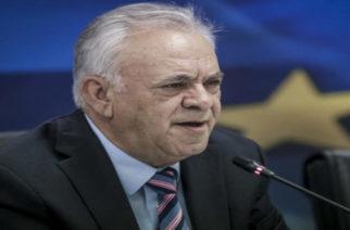 Το τέλος του Νόμου Κατσέλη ανακοίνωσε ο Γιάννης Δραγασάκης