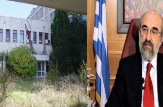 Λαμπάκης-παλιό Νοσοκομείο: Τρία χρόνια διαβεβαίωνε για λύση, τώρα… εκλιπαρεί για βοήθεια τους βουλευτές Έβρου