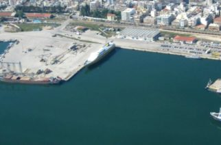 """Ν.Παπανικολόπουλος: Τα """"Μαϊστριανά"""" είναι ή δεν είναι απαραίτητα για ν' αναπτυχθεί το λιμάνι"""";"""